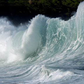 Coping with Internal Tsunamis