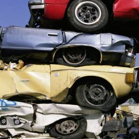 Surprised by the Light: Lessons from a Junkyard