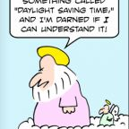 Escape the Burden of Switching to Daylight Saving Time!