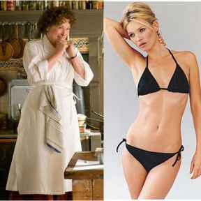 Hollywood Portrayal of Thinness, Success, and Butter