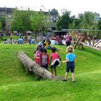 Greening the Playground