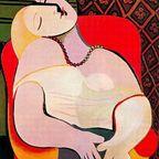 Le Rêve - Pablo Picasso