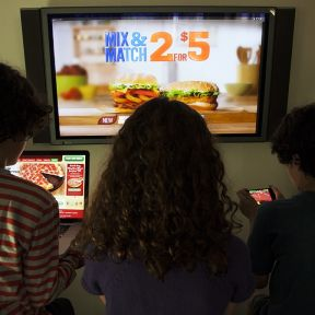 Have Fast Food Restaurants Improved Their Marketing to Kids?
