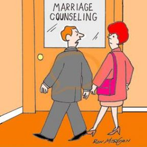 What's the Value of Saving a Marriage?
