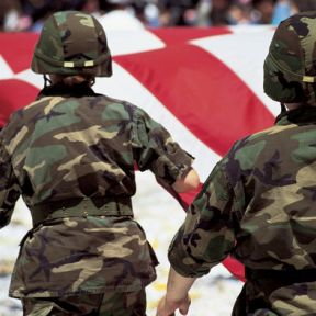 PTSD in the Military: An Interview With a Military Wife