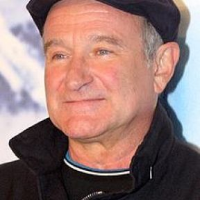 It's Not Your Fault, Robin Williams