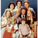The Brady Bunch represented the perfect blended family.