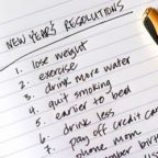 Partnering in New Year's Resolutions