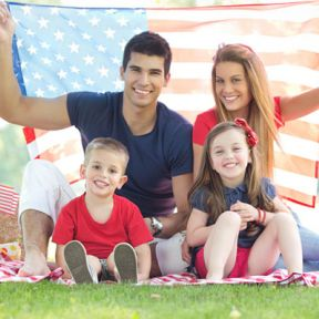 Are Parents Practicing Traditional American Values?