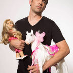 Dads can play with dolls too!