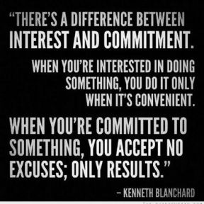 Do You Have a Fear of Commitment? Or Are You Over-Committed?