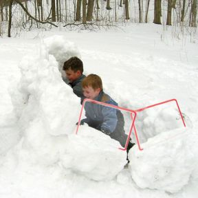 The Snow Fort Principle: The Benefits of Multiple Projects