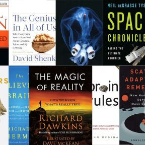 A 21st Century Thinker's Reading List for 2014