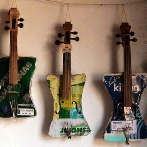 Landfill Harmonic: Lessons in Improvisation