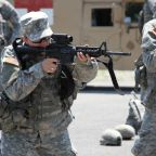 Breaking the Glass Ceiling: Women in Combat