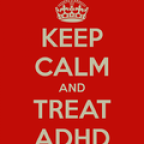 Keep Calm and Treat ADHD