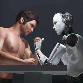 Man vs Machine: The Ultimate Therapist Showdown Part 1