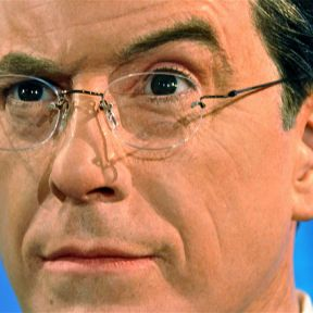Is Stephen Colbert Lonely?