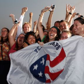 Peace Corps or Harvard?