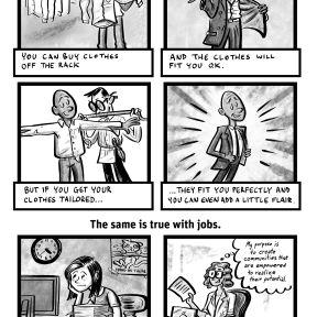 How to Design Your Dream Job
