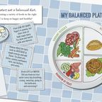nutrition tips by little BLUEPRINT