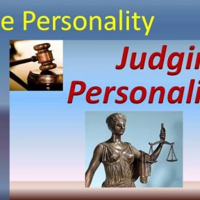 Should You Judge Someone's Personality? Now that is a Big Question!
