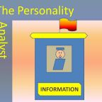 "Returning to the ""Personality Analyst"""