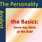 The Vocabulary of the Parts of Personality