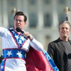 Self-mocking Irony:  The difference between Jon Stewart and Glenn Beck
