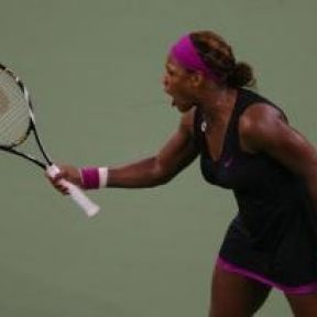 Was Serena's Outburst  Genetic?