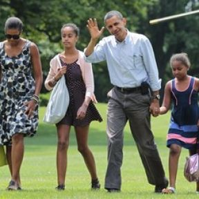 Is President Obama Hung Up Around His Daughters' Sexuality?