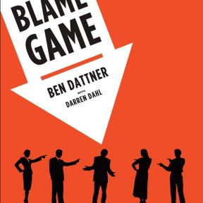 "Q + A about ""The Blame Game"""