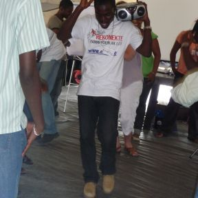 Trauma Healing for Haitian Red Cross Staff and Volunteers (Croix Rouge Haitien)