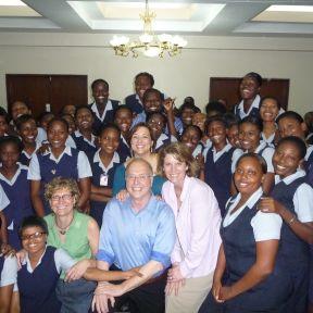 Trauma Healing for Haitian Nursing Students