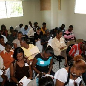 Haiti Anniversary Action