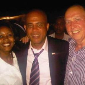 Meeting Martelly: A New President for Haiti is Inaugurated