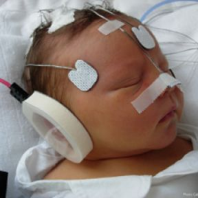 Do newborn infants have a sense of rhythm?