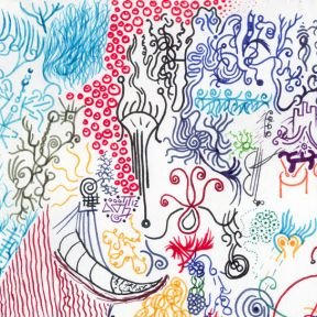 Doodling Your Way to a More Mindful Life