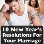 10 Marriage New Years Resolutions for 2011: The Divorce Busters Edition