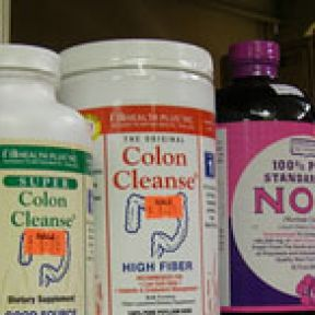 "What's up with ""Colon Cleansing?"""