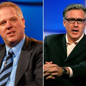 Glenn Beck and Keith Olbermann Are Two Sides of the Same Coin.