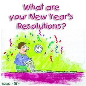 Miscellaneous Facts About New Year's Resolutions.