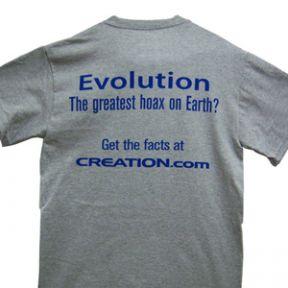 "Rabbi ""Informs"" Me That Evolution Has Been Disproven!"