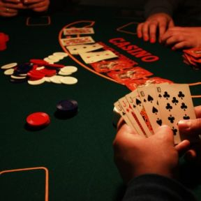 Poker Competitions Affect Men's Testosterone Levels