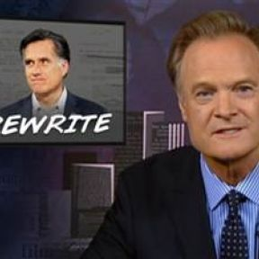 Lawrence O'Donnell Attacks Mitt Romney's Religion
