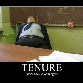 The Necessity of Academic Tenure