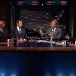 Ben Affleck to Sam Harris:  Gross Racist!