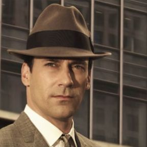 What Would Don Draper Do on a Long Weekend with the Kids Alone?