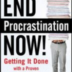 Ending Procrastination Now: A Key, Simple First Step