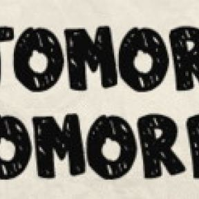 Due Tomorrow. Do Tomorrow.